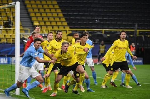 Liga Champions: Kembali Tundukkan Dortmund, City Melenggang ke Semifinal