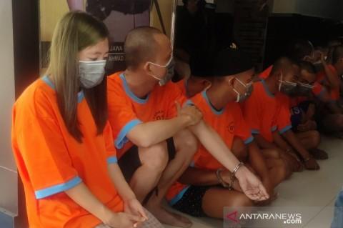Kepsek Mts di Cianjur Ditangkap Saat Pesta Sabu