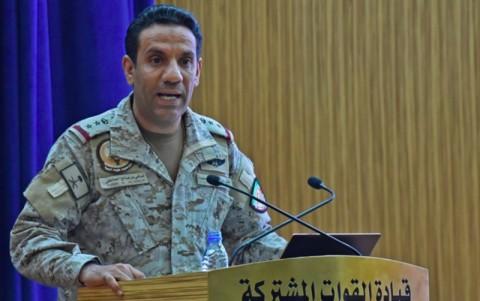 Arab Saudi Hancurkan 5 Rudal Balistik yang Dilepaskan Houthi dari Yaman