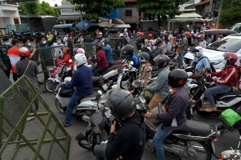 Angka Covid-19 Melonjak, Kamboja Berlakukan Lockdown di Ibu Kota