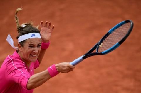 Demi Vaksinasi Covid-19, Azarenka Mundur dari Stuttgart Open