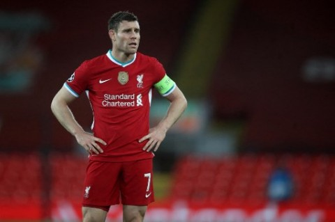 Milner Masih Beranggapan Liverpool Lebih Baik ketimbang Madrid