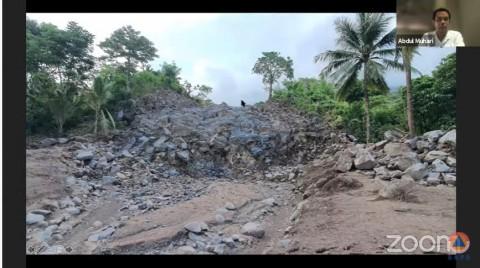Temuan BNPB: Rumah di Nelelamadike NTT Hancur Akibat Hantaman Batu
