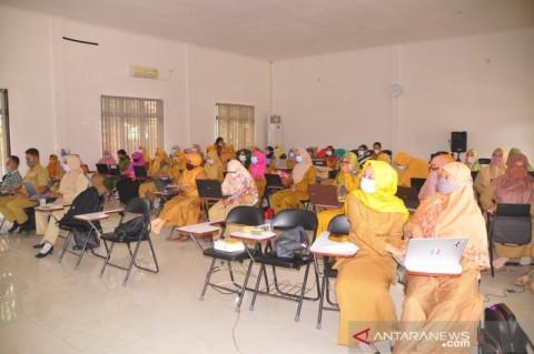 Kalimantan Selatan Usulkan 2.700 Formasi Guru PPPK