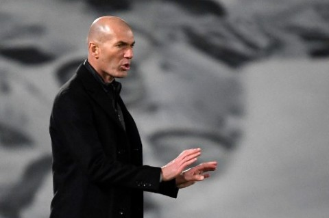 Zidane Mengingatkan Real Madrid Belum Juara