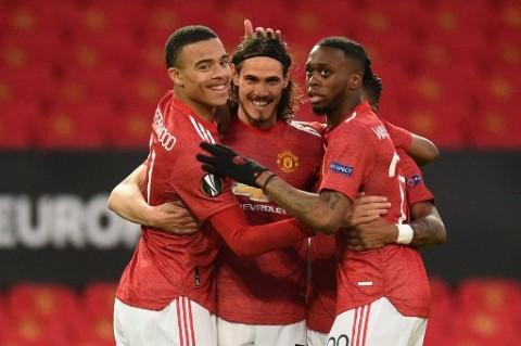 Liga Europa: Manchester United Melenggang Mulus ke Semifinal