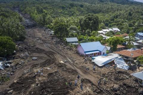 152 Rumah Warga Kabupaten Kupang Hanyut Terbawa Banjir