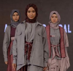 The New Formal Jadi Tema Kompetisi Modest Fashion Project 2021