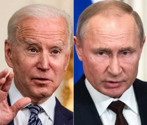 Usai Jatuhkan Sanksi ke Rusia, Biden Ajak Putin Bertemu