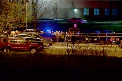 8 Tewas dalam Penembakan Massal di Gudang FedEx Indianapolis