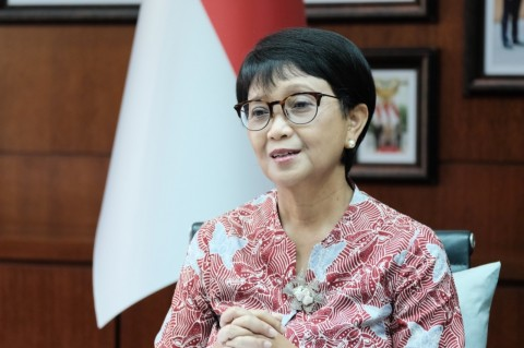 Indonesia Urges the World to Unite against Vaccine Nationalism