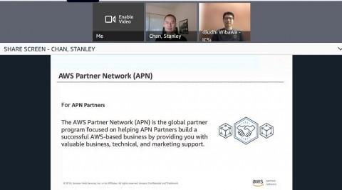 AWS Ajak Partner Kebut Pemerataan Transformasi Digital