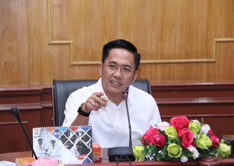 54 Kelurahan di Palembang Tercatat Zona Merah