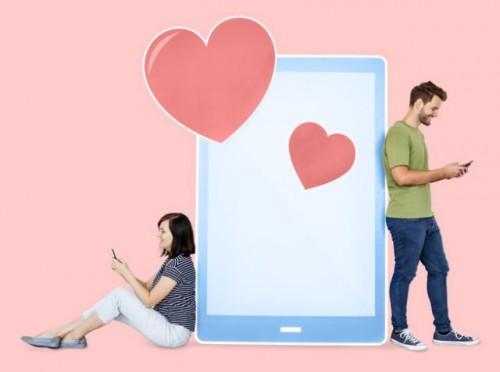 Ini empat tips aman cari jodoh online. (Foto: Ilustrasi/Freepik.com)