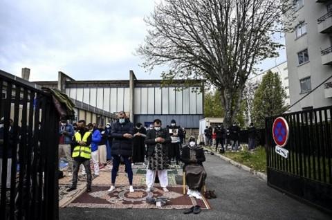 Pembangunan Masjid Bersubsidi di Prancis Batal Buntut RUU Diskriminatif