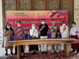 SDM Perhotelan dan Restoran Sekitar Candi Borobudur Disertifikasi