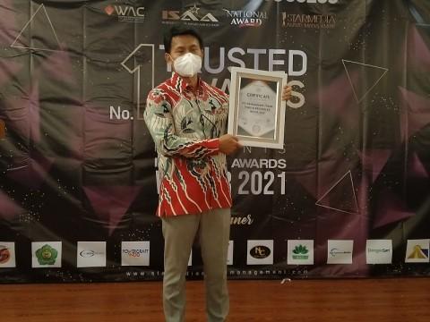Pangansari Terima Penghargaan Indonesia Prestige Product & Brand of The Year