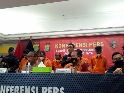 Copet yang Kerap Beraksi di TransJakarta dan Angkot Ditangkap
