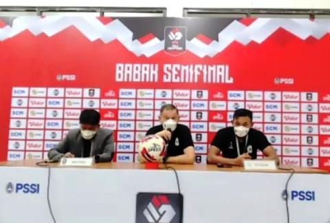 Dejan: Peluang PSS Lolos ke Final Besar Sekali