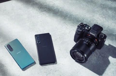 Sony Umumkan Xperia 1 III dan 5 III, Layar 120Hz