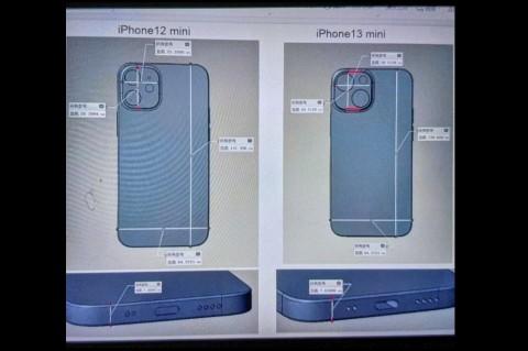 Bocoran Apple iPhone 13, Ada Modul Kamera Ganda
