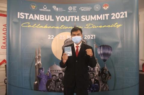 Mahasiswa UBL Sabet Penghargaan di KTT Istanbul Youth Summit 2021