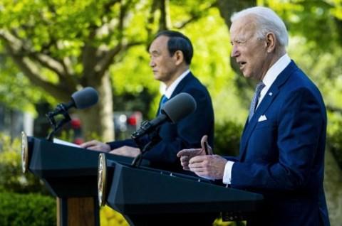 Tiongkok Sebut Sikap Gabungan AS dan Jepang Picu Perpecahan