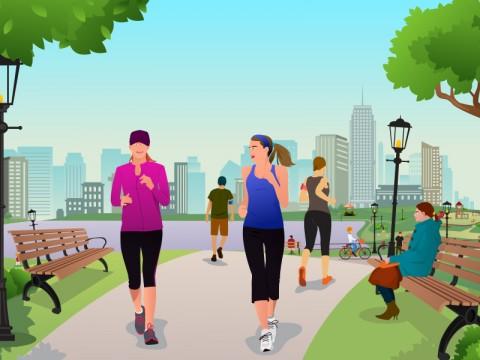 Lakukan Ini Agar Olahraga Selama Puasa Tingkatkan Imunitas