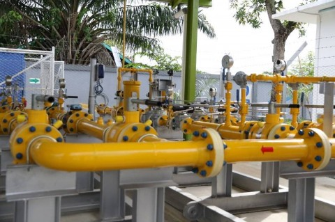 Infrastruktur Jadi Kunci Pemanfaatan Gas Bumi