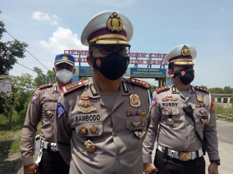 Jalan Tol Layang Jakarta-Cikampek II Ditutup Selama Larangan Mudik