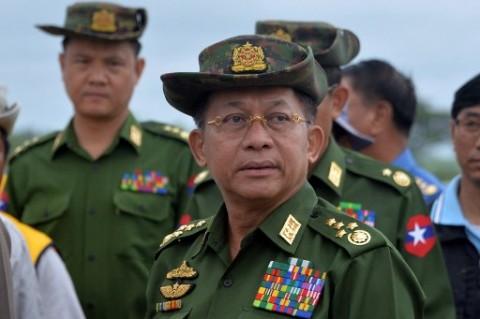 Panglima Militer Myanmar akan Hadir dalam KTT ASEAN
