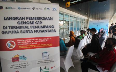 Tanjung Perak Sediakan Layanan Tes GeNose C19