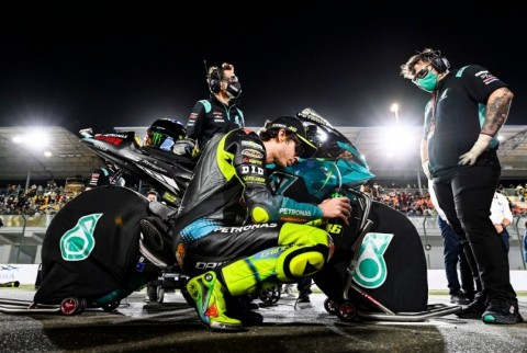 Ada yang Ditutupi, Hubungan Rossi dan Yamaha Memanas