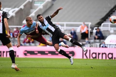 Newcastle vs West Ham: The Magpies Atasi Perlawanan 10 Pemain The Irons