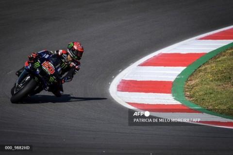 Quartararo Rebut Pole MotoGP Portugal