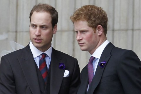 Pangeran William dan Harry 'Berbaikan' Usai Pemakaman Kakeknya