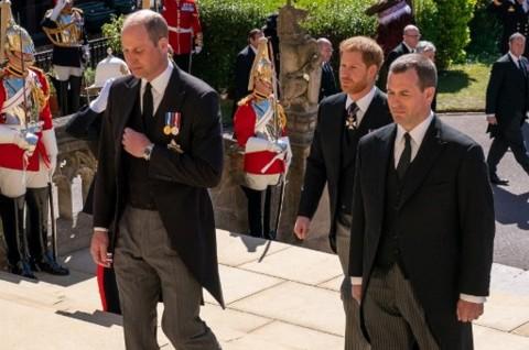 Populer Internasional: William-Harry 'Berbaikan' hingga Navalny Terancam Meninggal