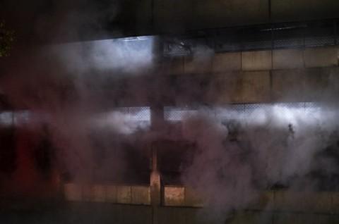 Hampir 700 Pasien Dievakuasi dari Kebakaran di Rumah Sakit Afsel