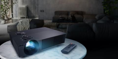 Asus Rilis Proyektor LED H1, Penuhi Kebutuhan Kantor dan Hiburan di Rumah