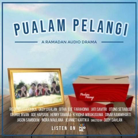 Podme Suguhkan Audio Drama Ramadan 'Pualam Pelangi'