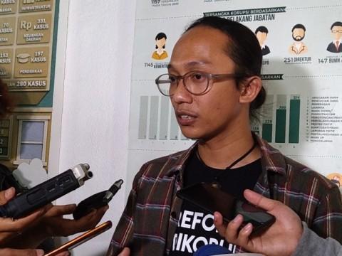 ICW Nilai Kepolisian Kurang Profesional Tangani Kasus Korupsi