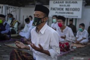 Pemkab Sleman Izinkan Salat Id di Masjid dan Lapangan