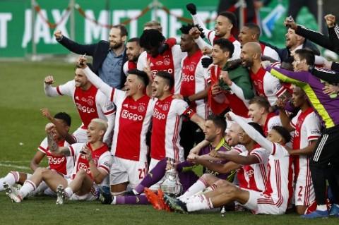 Ajax Makin Sering Menjuarai Piala KNVB Beker