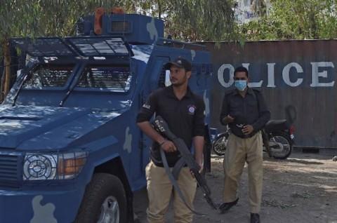 Grup Radikal Bebaskan 11 Polisi Pakistan dalam Protes Anti-Prancis