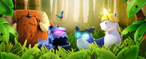 Hero Pets, Unit Baru di Town Hall 14 Clash of Clans