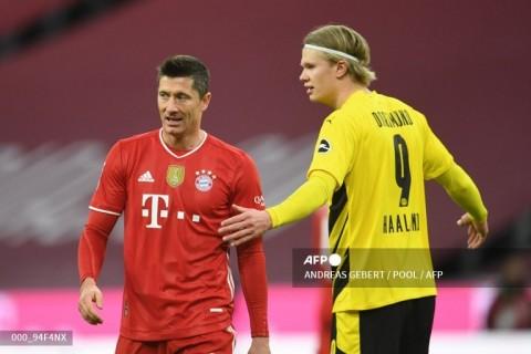 Kompak, Borussia Dortmund dan Bayern Muenchen Ogah Gabung European Super League