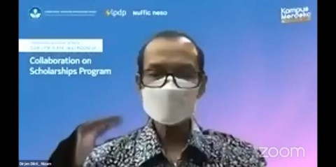 Kemendikbud dan LPDP Gandeng Nuffic Neso Perkuat Riset Teknologi Air