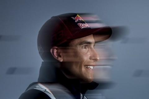 Marc Marquez Pendam Ambisi Jadi Juara Dunia MotoGP