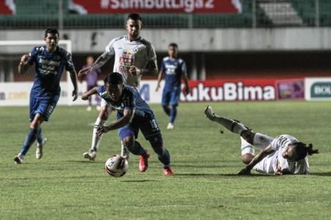 Persib Jumpa Persija di Partai Final Piala Menpora