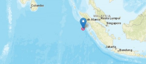 Gempa Magnitudo 6,4 Guncang Nias Barat